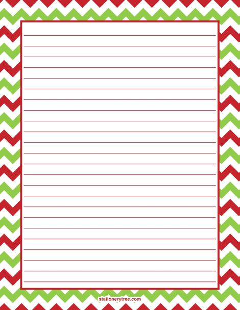 christmas themed writing paper Sets of christmas themed lined paper and page borders for your english writing composition or religion studies activity.