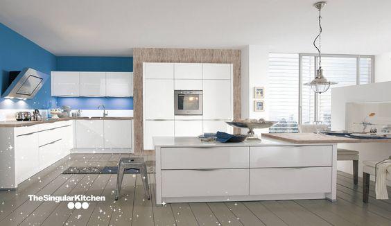 15 best Wellmann keukens, bij ALBO Bouwmarkt images on Pinterest - alno küchen grifflos