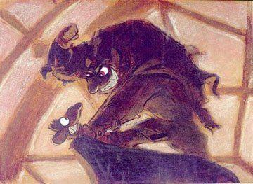 Basil - The Art of Glen Keane    I love The Great Mouse Detective