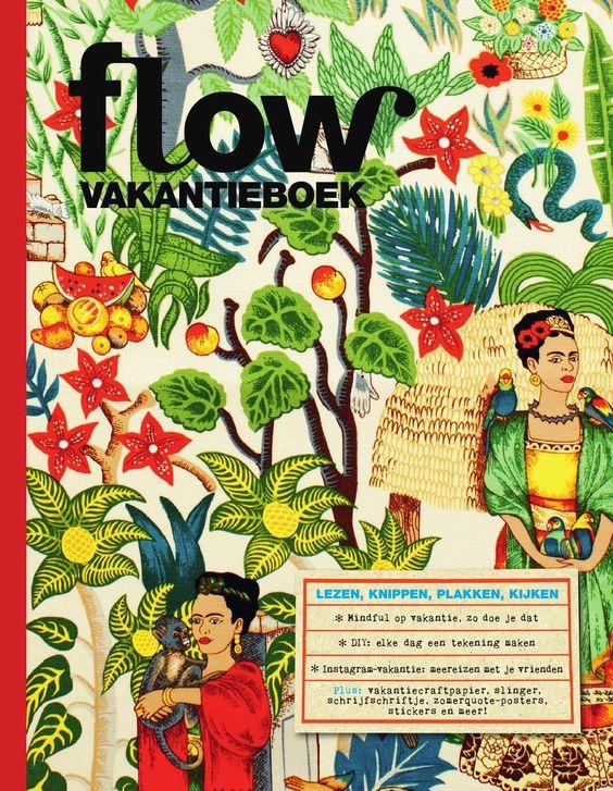 Flow vakantieboek 2014 #ClippedOnIssuu