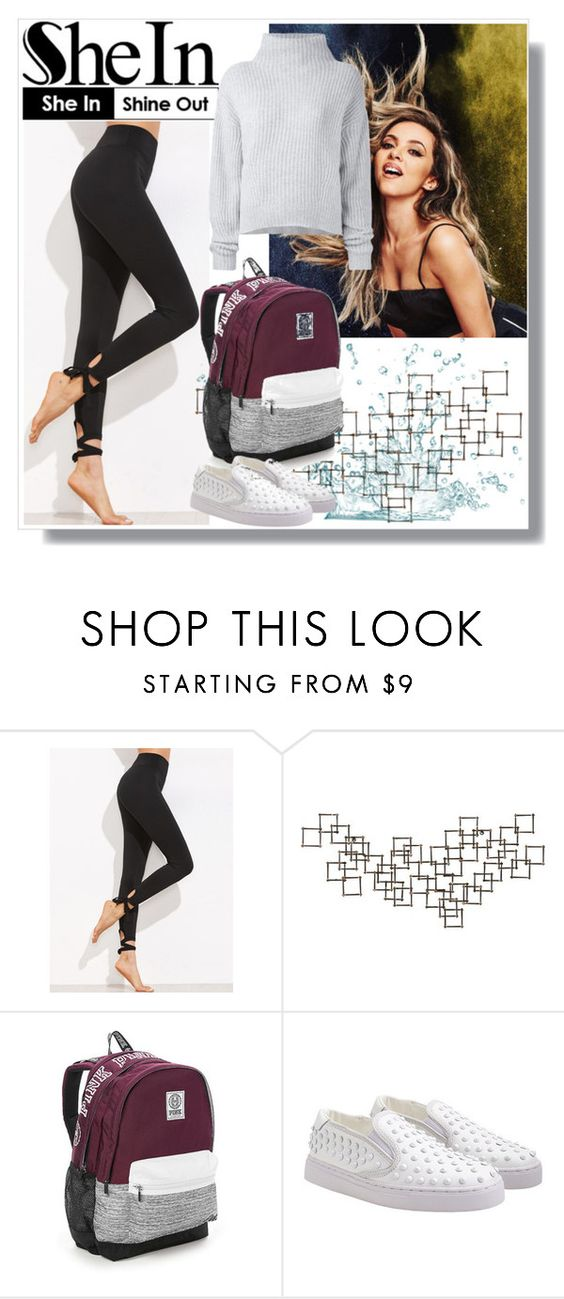 """""""Untitled #394"""" by sejdina ❤ liked on Polyvore featuring Crate and Barrel, Victoria's Secret and Le Kasha"""