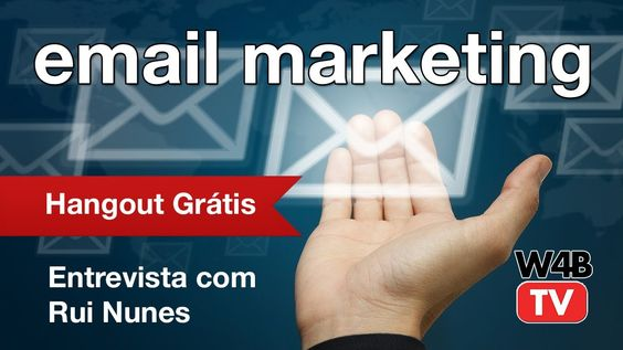 Email Marketing Mais info http://vascomarques.com/?s=hangout