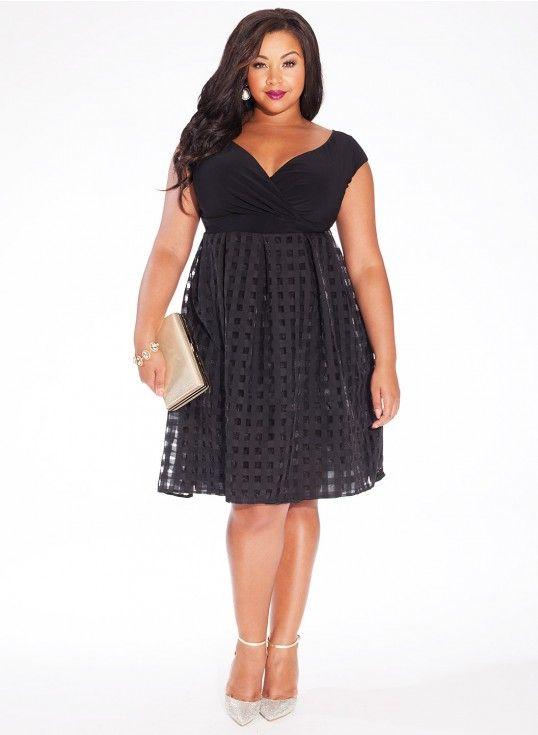 Mazie Plus Size Dress  Style fashion Beautiful and Sexy
