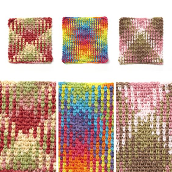 Color Pooling 101: Argyle Print - Interweave