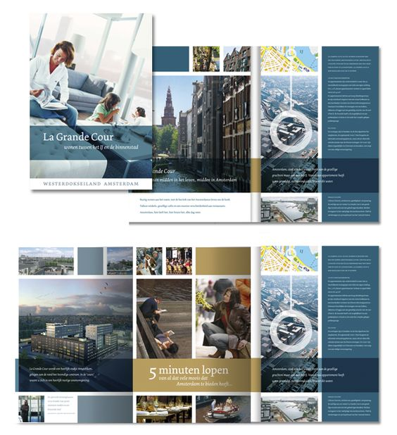 brochure design - modern - Google Search Inspiration Feb 2014 AS - property brochure