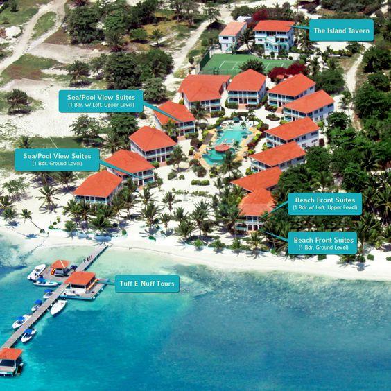 Belize Resort, Beach Vacation Resort and San Pedro Hotel - Belizean Shores Resort, Ambergris Caye, Belize