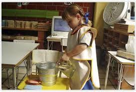 trabajos de vida practica montessori - Buscar con Google