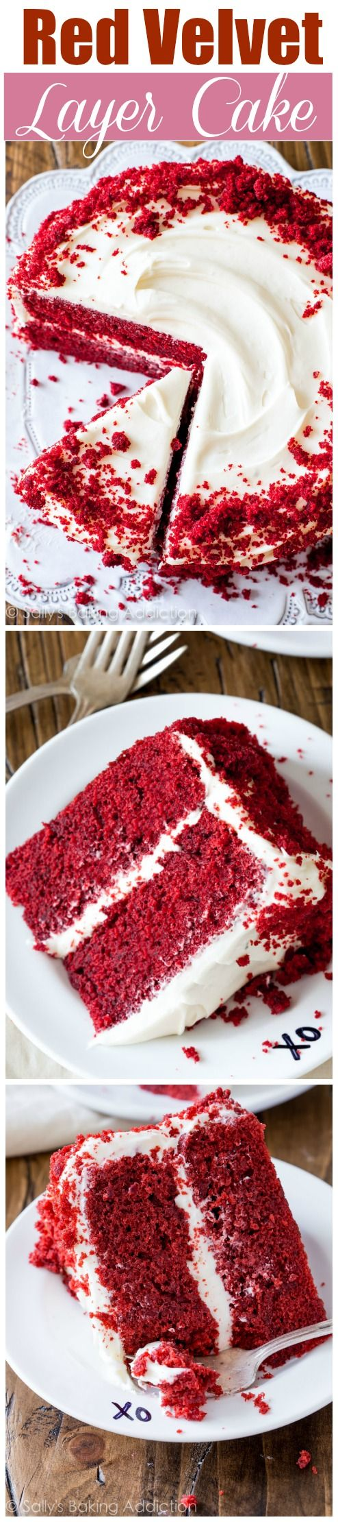 Food Network Red Velvet Cake With Cream Cheese Frosting