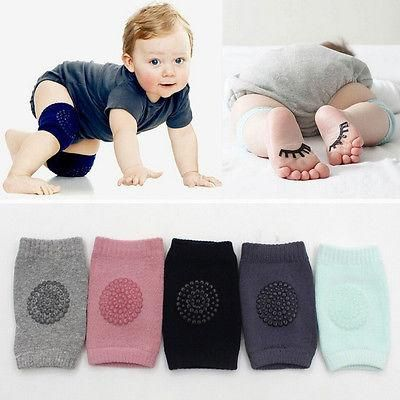 Kids Safety Crawling Elbow Cushion Infants Toddler Baby Knee Pads Protector Y