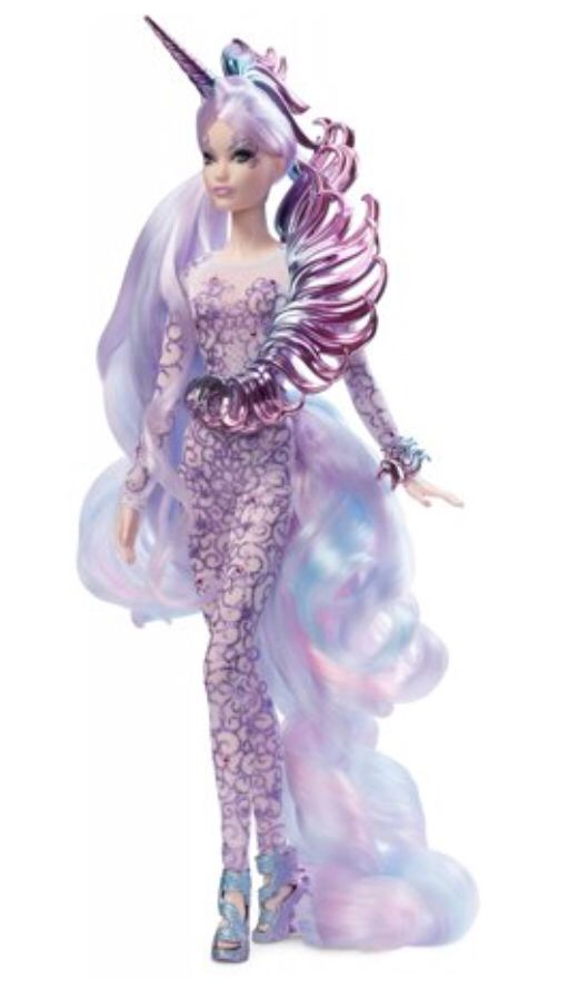 Unicorn Goddess Barbie Doll Mythical Muse Series
