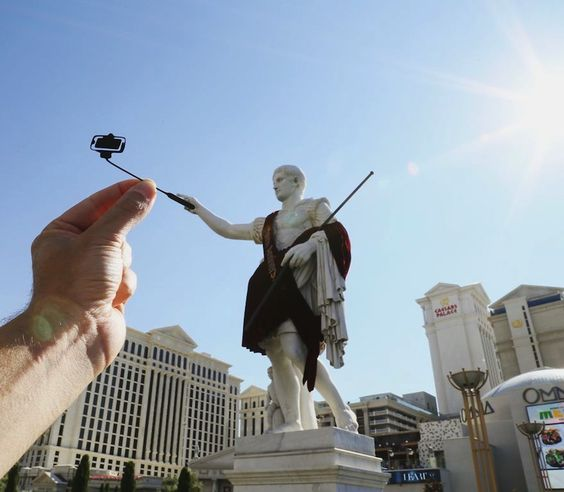 Rich McCor Transforms Iconic Landmarks With Just a Few Paper Props #inspiration #photography