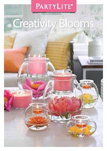 New decorator options by partylite for Partylite dekoration