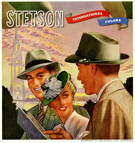 1939  Stetson
