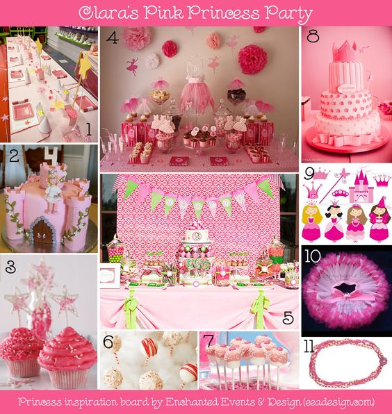 girls' party favors/cake table decor | Ballerina dessert table by Lou and Jane at Homemade Parties