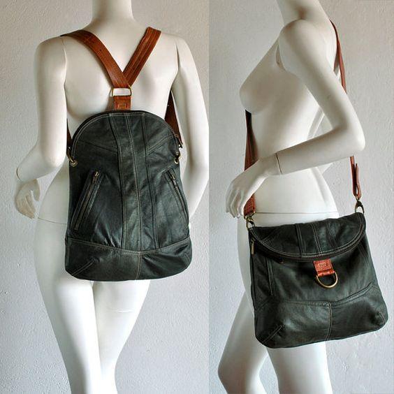 Making leather bags from leather garments http://www.liveinternet.ru/users/orhideya6868/rubric/2017188/page12.html Más