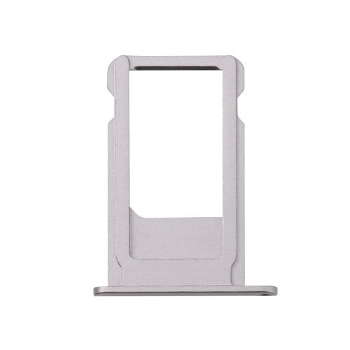[USD0.84] [EUR0.75] [GBP0.60] iPartsBuy Card Tray for iPhone 6s(Grey)