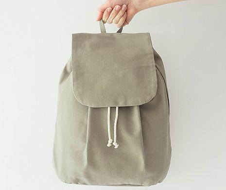 Nähset Rucksack DIY Sewing Academy