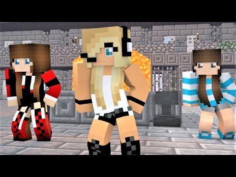9) NEW Minecraft Song Psycho Girl 6 - Psycho Girl Minecraft