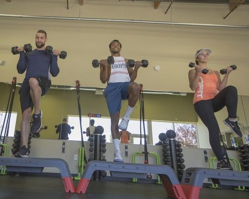 Personal Trainer At Blink Fitness Blink Fitness Fitness Training Workout Training Programs