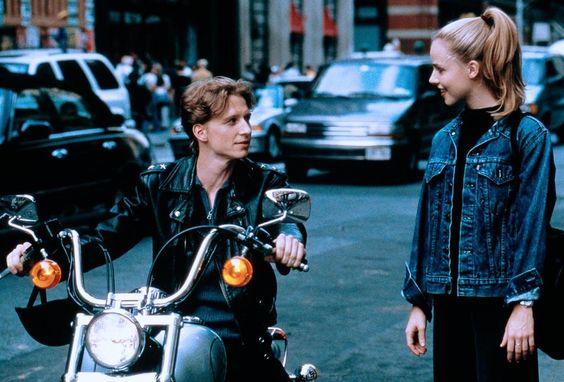 Cooper Nielsen (Ethan Stiefel), Jody Sawyer (Amanda Schull) ~ Center Stage (2000) ~ Movie Stills #amusementphile