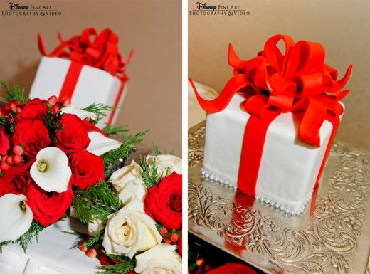 ~Disney Wedding Cake~
