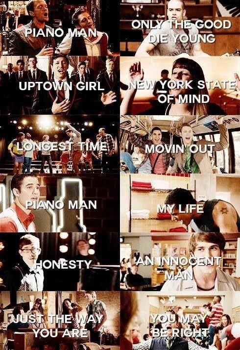 Glee Cry Lyrics Breakup Songs Glee Lyrics