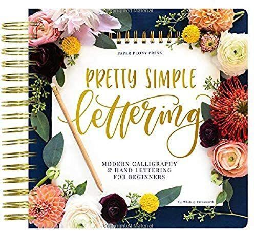 Free Read Pretty Simple Lettering Modern Calligraphy Hand