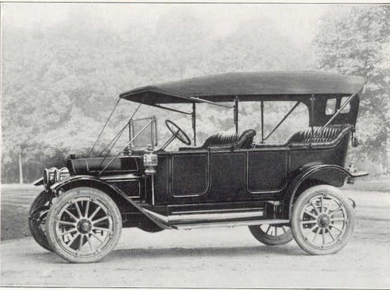 Chevrolet Little Four '1912–13 -: