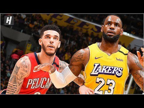 New Orleans Pelicans Vs Los Angeles Lakers Full Game Highlights January 3 2020 Nba Season In 2020 New Orleans Pelicans Nba Season New Orleans