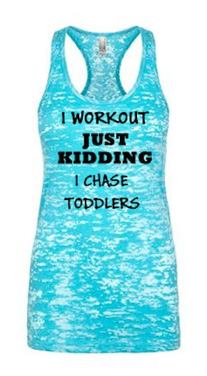 perfect tank for mom