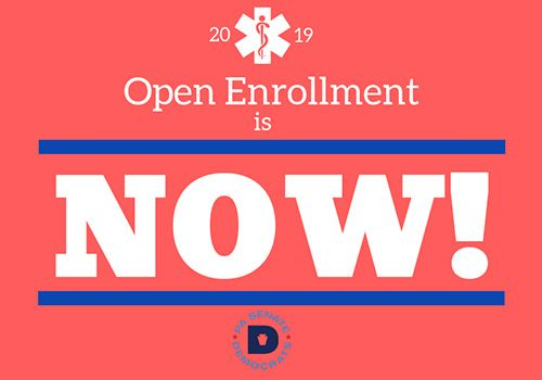2019 Open Enrollment Is Here And Ends December 15 Open