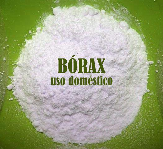 Bórax Uso Doméstico Aula Natural Trucos De Limpieza Trucos Para Lavar La Ropa Borax
