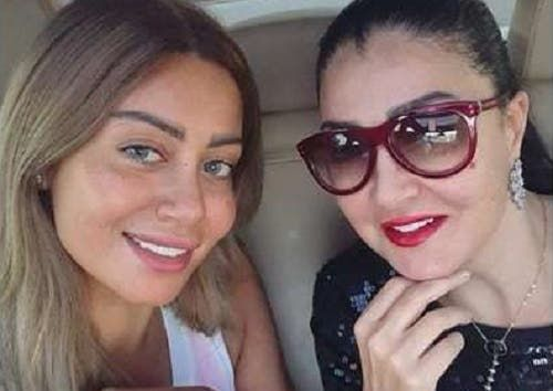 هكذا احتفلت غادة عبد الرازق بعيد ميلاد روتانا صور Sunglasses Women Square Sunglasses Square Sunglasses Women