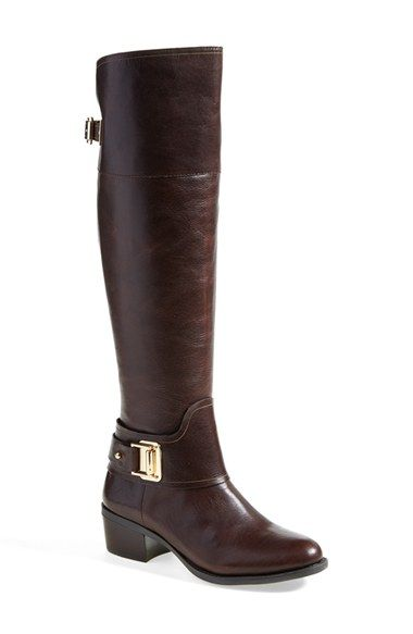 Vince Camuto 'Basira' Leather Ridding Boot $249.95 Nordstrom