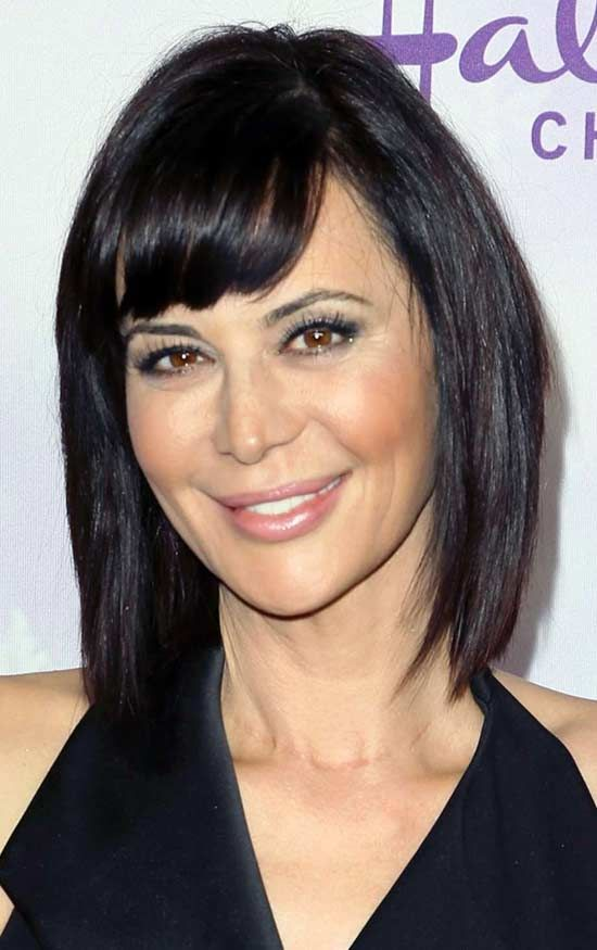 28 Best Fringe Hairstyle Ideas To Inspire You Fringe Hairstyles Hair Styles Short Hair Styles
