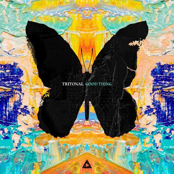Tritonal, Laurell – Good Thing (single cover art)
