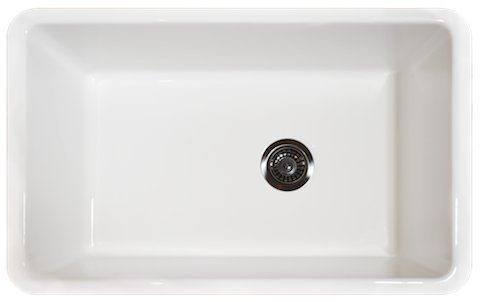 12 Best Fireclay Kitchen Sinks Plus 1 To Avoid 2020 Buyers Guide Sink Modern Kitchen Design Fireclay Sink