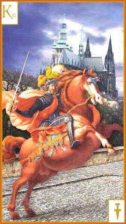 Tarot of Prague - If you love Tarot, visit me at www.WhiteRabbitTarot.com