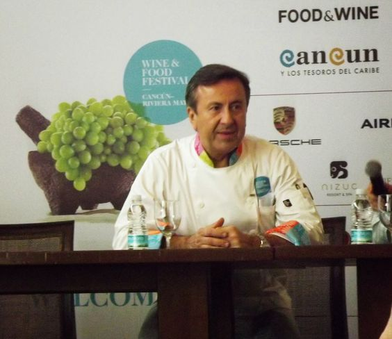 Wine and Spirits Travel: Secrets at the Cancun Wine and Food Festival