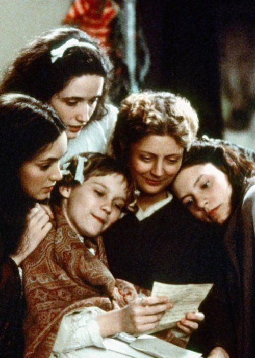 Little Women, I used to watch this movie all the time as a child!! :)