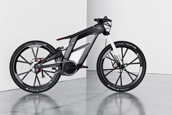 Audi e-bike Wörthersee -> http://ale.pt/KcYmD5