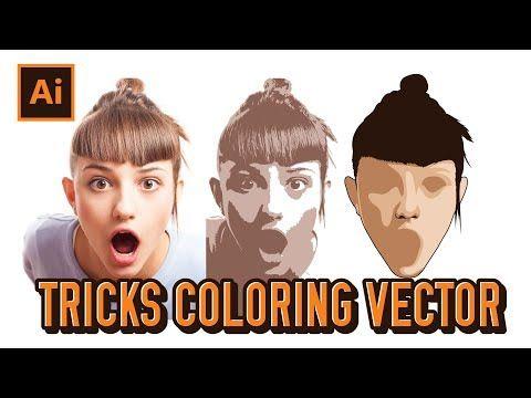 Coloring For Adobe Illustrator