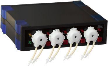 GHL Dosing Unit 4 - Dosierpumpeneinheit ohne integrierte Steuerelektronik [PL-0700] 4 Pumpen