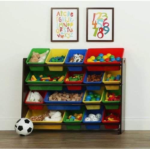 Clive Kid Toy Organizer In 2020 Toy Storage Organization Kids Toy Organization Kid Toy Storage
