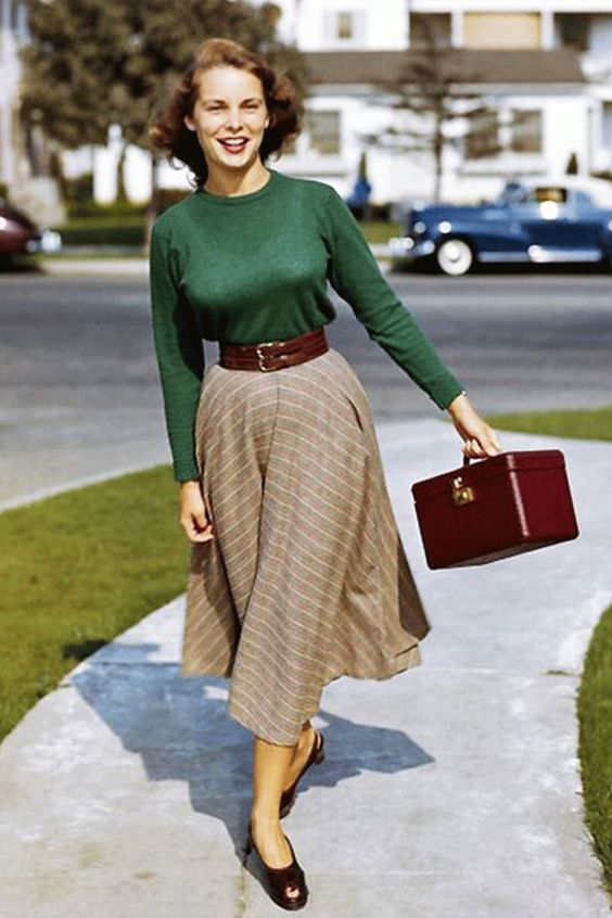 Adorable Vintage Outfits