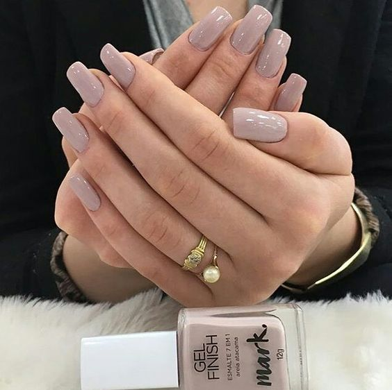 Nails Trends: veja as cores para o verão 2019! – Glanz Fashion