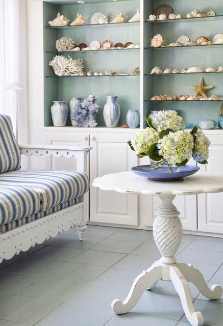 A Blue & White Florida Beach House