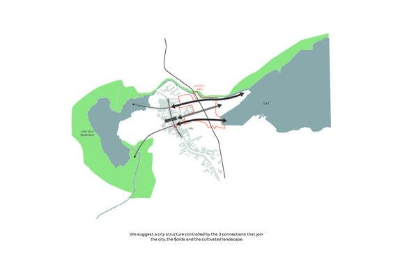 Galeria de HOBRO – Proposta Vencedora do Concurso 'Uma Cidade Encontra Seu Lago' / Holscher Arkitekter - 10