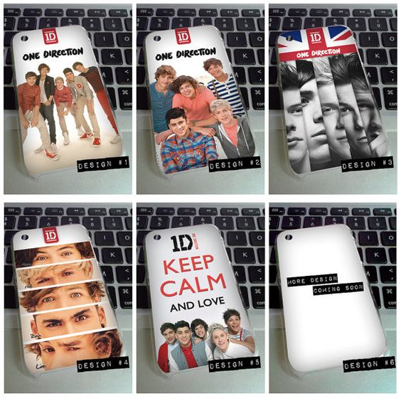 iPhone 3G 3GS  1D ONE DIRECTION group picture by caseaddiction
