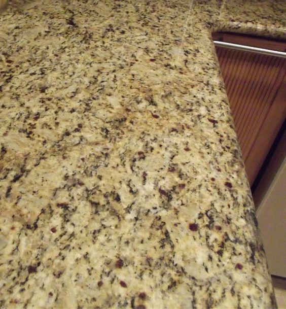 Popular Granite Colors : One of our most popular granite colors santa cecilia